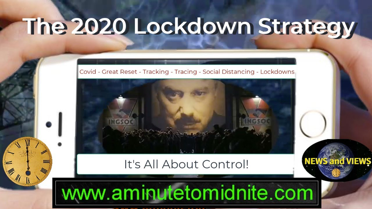 The 2020 Lockdown Strategy - It's All About Control!