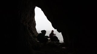 Leather's hole (cave), Gower