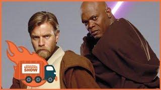 Who will Play Obi Wan? - Kinda Funny Morning Show 08.18.17
