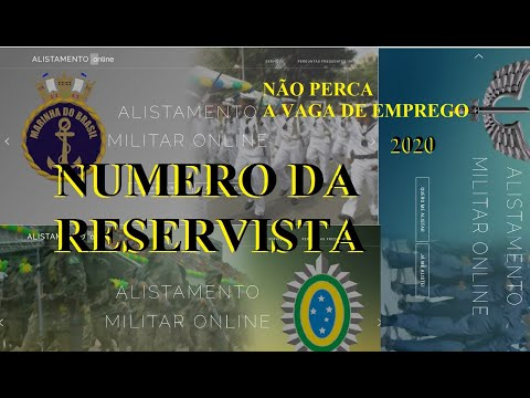 Certificados de Dispensa de Incorporação aguardam retirada na Junta Militar from YouTube · Duration:  1 minutes 39 seconds