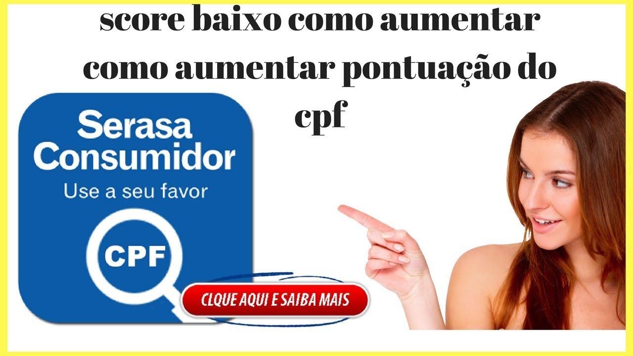 download guia do score alto passo a passo