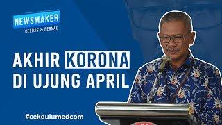 Akhir Korona di Ujung April
