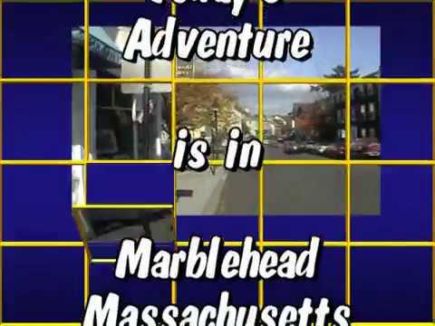ON THE ROAD MARBLEHEAD MASSACHUSETTS Harbor Lights Inn
