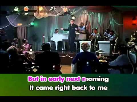 Elvis Presley - Return to sender KARAOKE