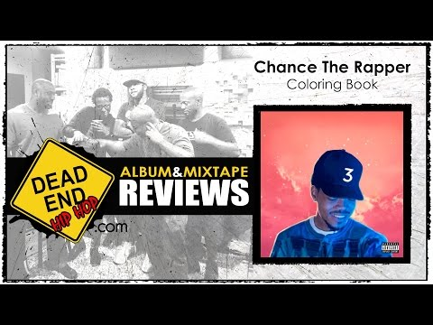 Chance The Rapper - Coloring Book Mixtape Review | DEHH