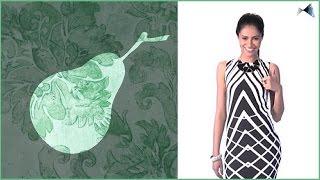 How to dress a pear shaped body | Womens Fashion | Malini Ramani