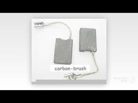 Nutool carbon brushes