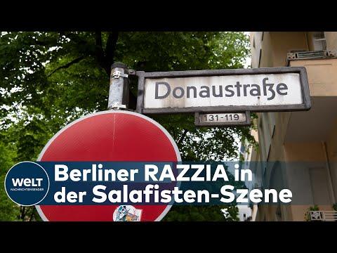 RAZZIA IN BERLIN: Salafisten sollen massiv Corona-Soforthilfen erschlichen haben