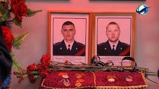 Прощание с погибшими полицейскими  Астрахань 6 апреля 2017