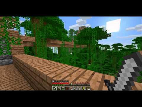 Ense ando mi casa en minecraft modo survival juanlutnf for Como hacer una casa clasica de ladrillo en minecraft