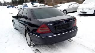 Mercedes Benz C 200 212000 грн В рассрочку 5 611 грнмес Краматорск ID авто 269138
