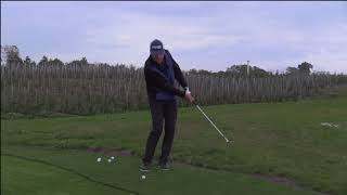 Shawn Clement Golf Tips On New Artificial Golf Course