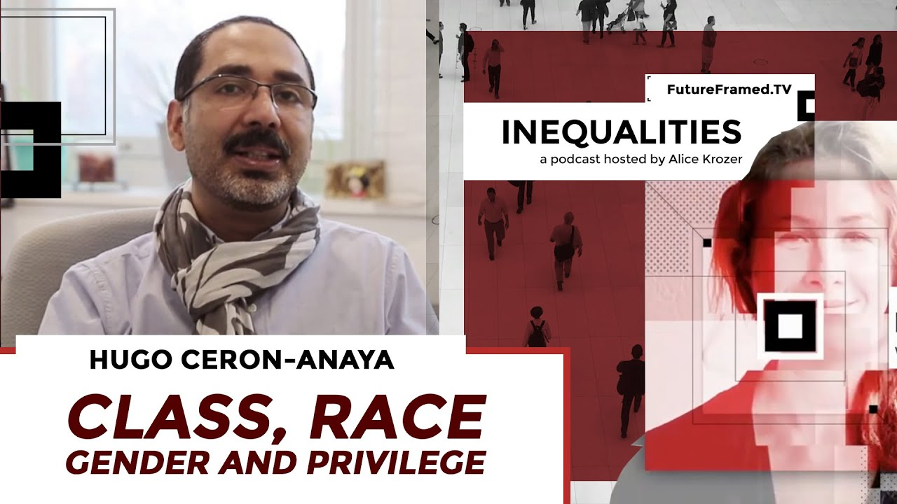 Episode 10 of Inequalities: A Podcast Hosted by Dr Alice Krozer | Class,Race,Gender & Privilege
