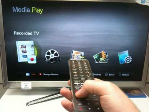 Playing .MKV files on Samsung TVs through a network