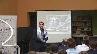 Антон Тумасов.  Беспилотные автомобили: мифы и реальность