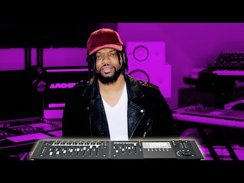 My Top Features Of The Avid Artist Series | Avid Controller