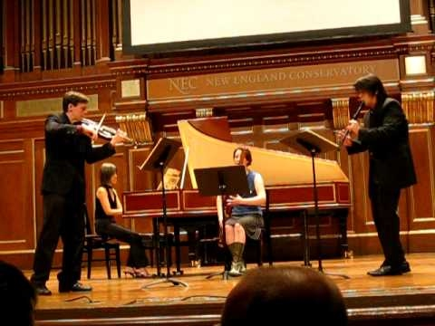 early music in NEC