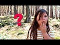 I LOST MY COUSIN KIKI IN THE WOODS!~Hide & Seek with Slime & Squishies Skit!