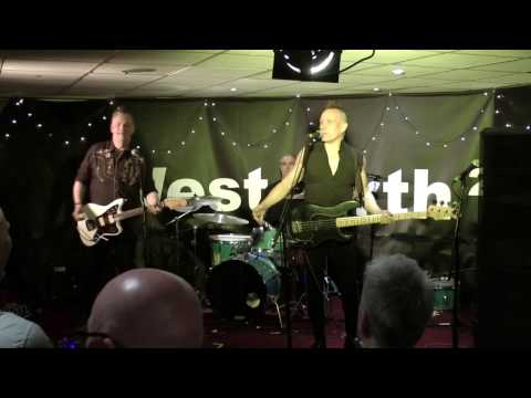 THE MEMBRANES - Westgarth, Middlesbrough 18.11.2016.