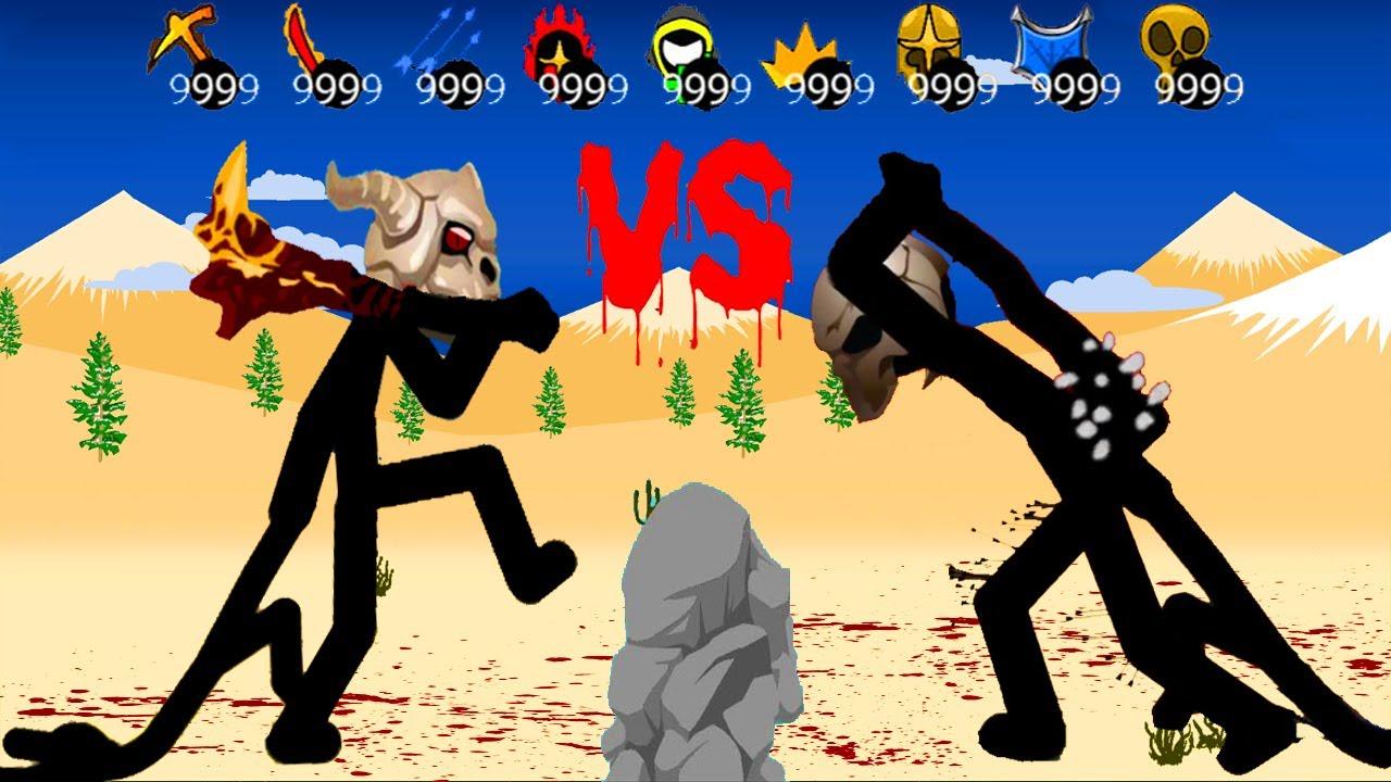 Download Stick war legacy Mod - Griffon Dracula Vs Final Boss
