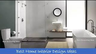 Modern home bathroom design   Best of most popular interior & exterior modern design picture