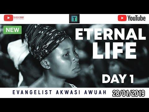 ETERNAL LIFE IN JESUS  (SUNYANI CRUSADE DAY 1 ) - EVANGELIST AKWASI AWUAH