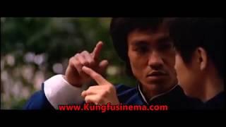 Bruce Lee - Ejderin 3 Fedaisi (Ejder Kalesi) Türkçe Dublaj, Kısa Klip