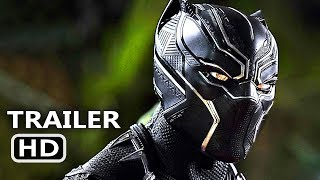 "BLACK PANTHER ""Wakanda"" Trailer (2017) Superhero Marvel Movie HD"