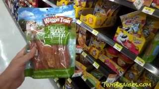 Healthy Or Poision Dog Treats Replacement ~ Warning ~ Pet Health #throughglass Video