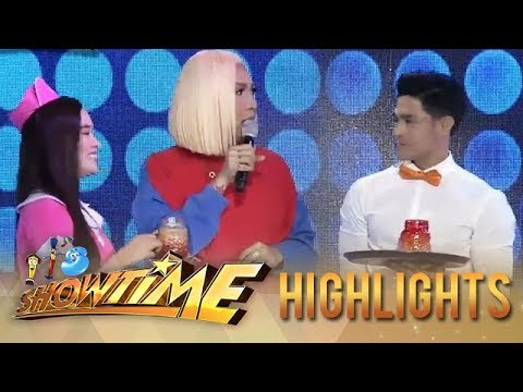 Ion and Jackque have a special juice for Vice | It's Showtime KapareWho