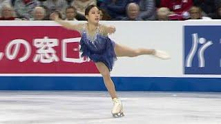 Ен Ю. Произвольная программа. Женщины. Skate Canada. Гран-при по фигурному катанию 2019/20