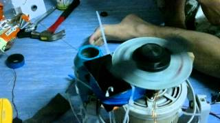Simple motor For Free Energy  BY  ELECTRONIC
