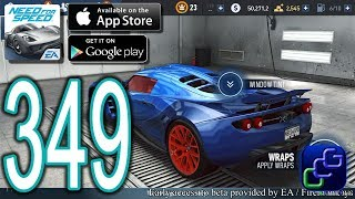 NEED FOR SPEED No Limits Android iOS Walkthrough - Part 349 - Car Series: Titans Ch4-5