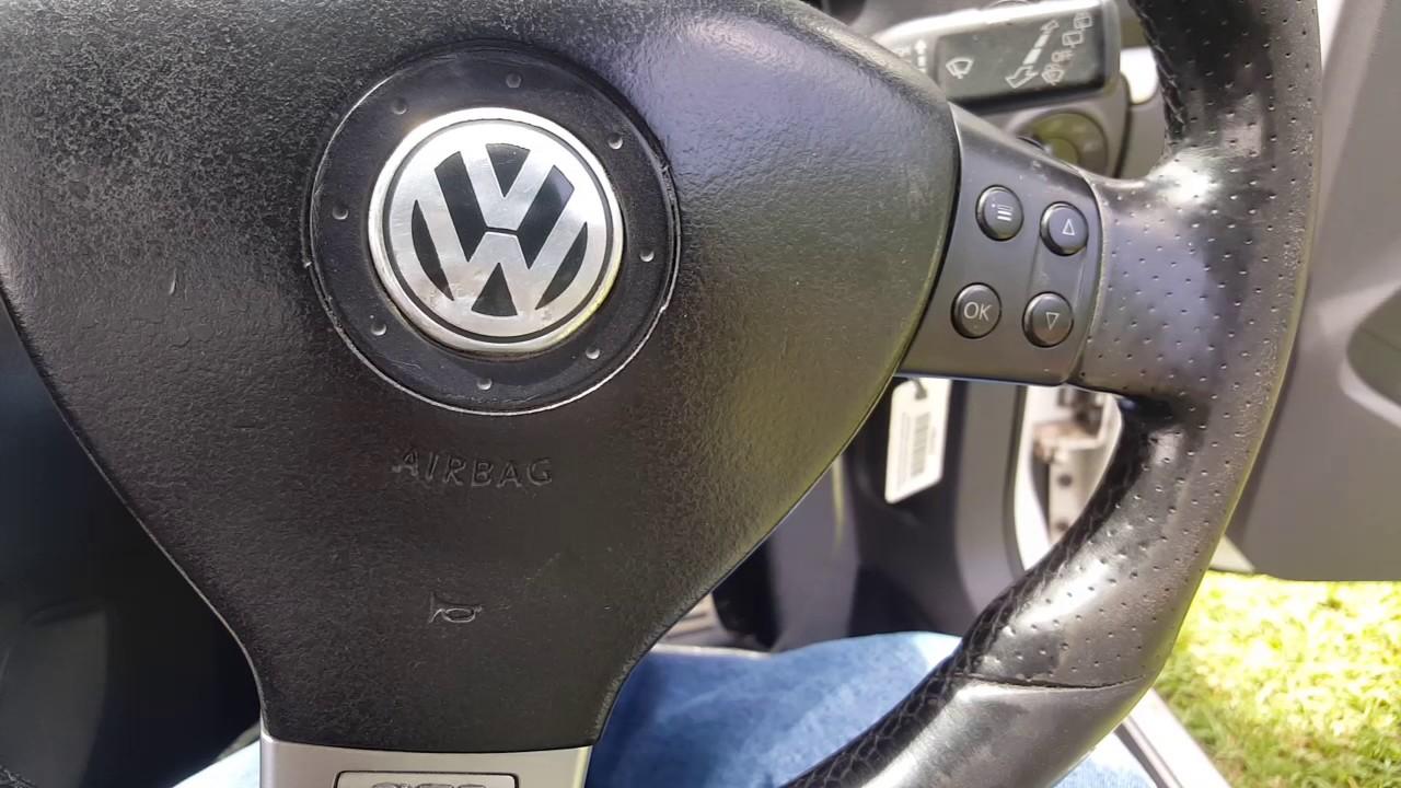 Steering control module for MK5 Golf GTI