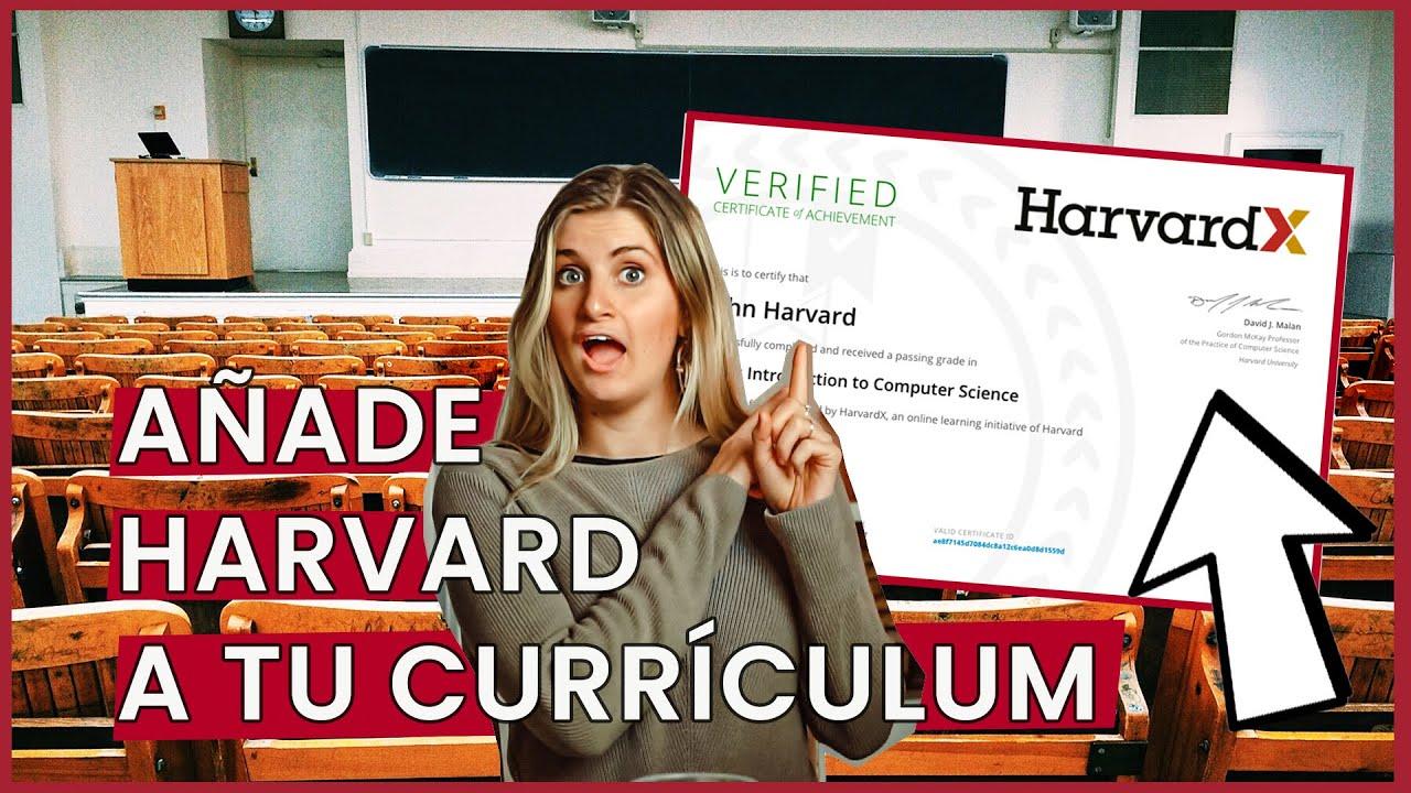 Cursos Online Gratis Certificado Harvard Mit Stanford Berkeley Youtube