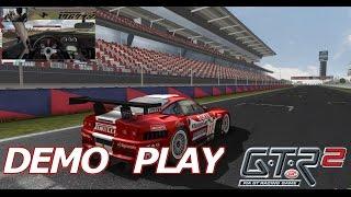 GTR2 -FIA GT RACING GAME-DEMO版G27play