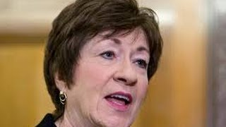 Susan Collins Ditches Party To Embrace Gay Marriage