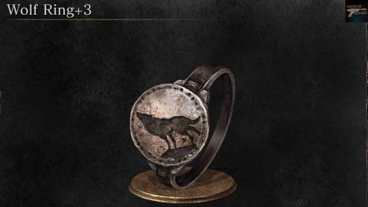 Dark Souls  Wolf Ring Location