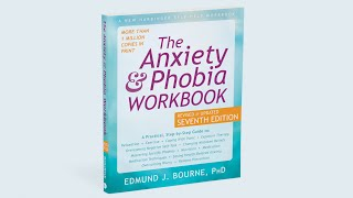 The Anxiety and Phobia Workbook Book Trailer