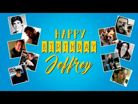Happy birthday Jeffrey Dean Morgan from all over the world!