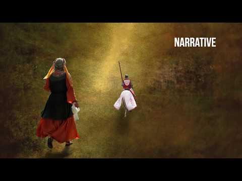 Narrative - Art Vocab Definition