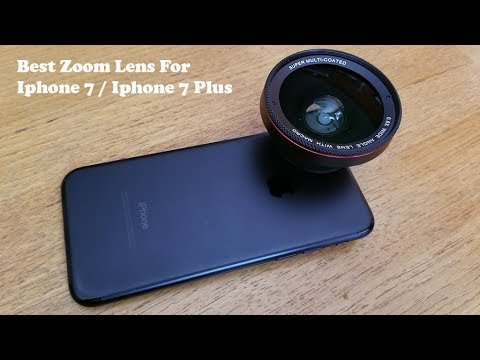 Best Zoom Lens For Iphone 7 Iphone 7 Plus Fliptroniks Com
