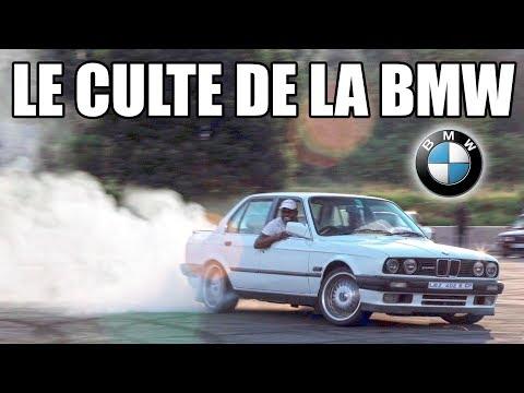 Le culte de la BMW à Soweto : le Spinning !
