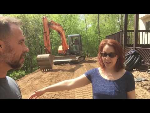 How To Landscape A Steep Slope Without Retaining Walls