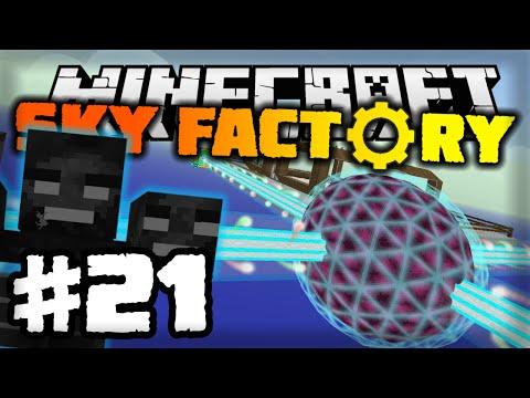 Minecraft: NAJBOLJI BLOK IKADA + WITHER! [#21] SKY FACTORY 2