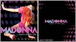 Watch Madonna Like It Or Not video