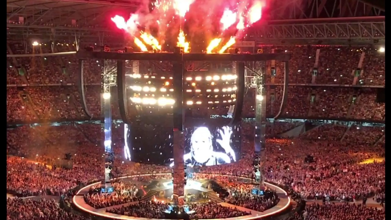Adele Concert In Melbourne 2017 (Highlight)