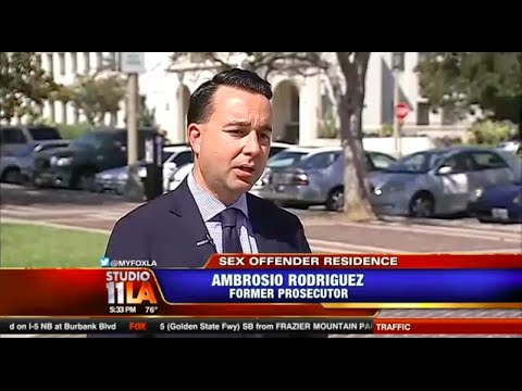 Former prosecutor Ambrosio E. Roriguez featured on Fox 11 News in Los Angeles.  If you have been charged with a crime, call for a free consultation.