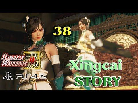 Dynasty Warriors 9 Xingcai 38 Chapter 11: Empress Zhang w/ Serpeant Spear Battle of Tianshui