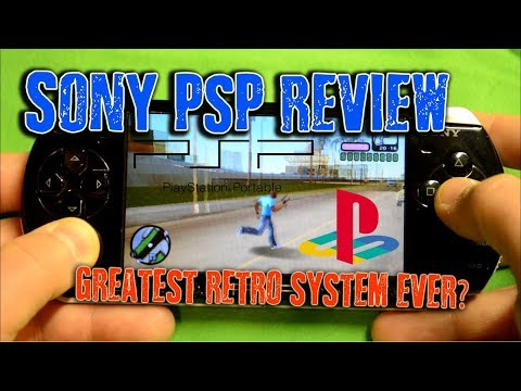 The Sony PSP - Best Retro System? (Low Budget Reviews)